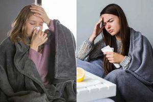 Flu vs corona