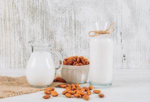 manfaat almond untuk ibu hamil